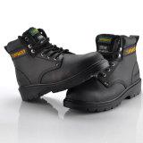 Zapatos mineros de la seguridad en el trabajo, zapatos de seguridad del alto talón M-8149