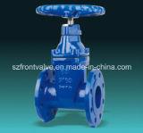 BS5163 비 일어나는 줄기 탄력있는 자리가 주어진 연성이 있는 철 게이트 밸브