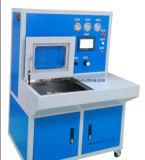 Máquina detalhada do teste para a válvula