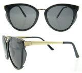 Солнечные очки глаза кота 2016 женщин продают солнечные очки оптом с поляризовыванным Lense