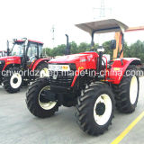 2016 a estrenar 4 ruedas del tractor 100HP