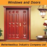 Qualitäts-feste hölzerne Tür