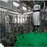 Riempimento dell'acqua gassoso bottiglie di plastica della bevanda fatto a macchina in Cina