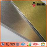 ACP de revêtement balayé clairière de franc de surface (B1 ignifuge, A2)