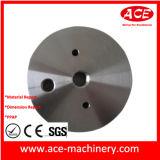 Pezzo meccanico di CNC dell'acciaio inossidabile