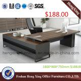الحديث أثاث مكتب مكتب الخشب الصلب القشرة التنفيذي الجدول (HX-CK010)