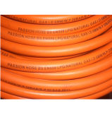 세륨 Certification ISO 3821 Wp 300 Psi 6mm x 13mm Rubber Flexible Natural Gas Hose
