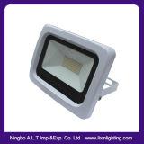 아크 표면으로 신형 호리호리한 LED 플러드 빛 디자인