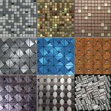 Стена легкой установки нутряная металлическая кроет алюминиевую мозаику черепицей пластмассы Composit