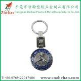 Metallo in lega di zinco stampato abitudine Keychain per la promozione