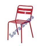 Replik modernes industrielles Tolix Metall, das Gaststätte-Stahl-Stuhl speist