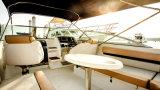 22フィートすべて新しいガラス繊維の贅沢なスポーツのヨットのボート