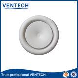 Valvola a disco di plastica dell'ammortizzatore di controllo di volume del diffusore dell'aria di HVAC