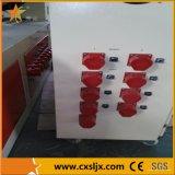 Konische Doppelschrauben-Plastikextruder für Belüftung-Rohr/Profil