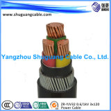 XLPE Insulated 또는 Galvanized Steel Wire Armored /Power Cable