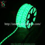 최신 판매 색깔 변화 크리스마스 LED 코드 네온 밧줄 빛