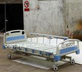 3 기능 전기 의학 침대
