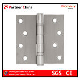 Wooden/Steel Door (07-2B10)를 위한 스테인리스 Steel Ball Bearing Hinge