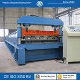 Vie Service Metal Floor Decking Roll Forming Machine avec l'OIN