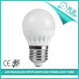 E27 220V 3W 5W 7W G45 LEDの地球ランプ