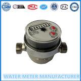 Type volumétrique mètre d'eau pour l'eau potable potable
