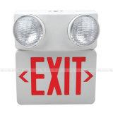Luz de saída de emergência de incêndio