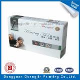 Projetar a caixa de cartão rígida de papel para a embalagem do dae (dispositivo automático de entrada) de audição