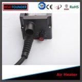 Calentador de aire caliente del arma del aire caliente de la certificación del Ce de la venta