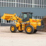 VierradDrive Loader mit 10ton Weight