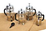 300/600/800/1000ml 프랑스 Press Glass Coffee Tea Maker
