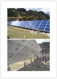 Systeem van de Macht van de Zonne-energie het Hybride met 3kw/5kw/10kw