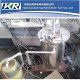 HDPE LLDPE Plastiek dat de KringloopMachine van de Korrel samenstelt