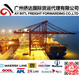 Fret maritime bon marché de Chine vers Singapour