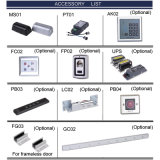 Sensori tipici di a microonde per il portello automatico
