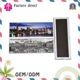 Imán de papel de encargo del refrigerador de la ciudad del recuerdo de Japón