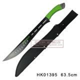 Lâmina fixa das facas táticas das facas de caça