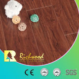 12.3mm Vinyl E1 HDF AC4 White Oak Walnut Laminate Laminate Wood Flooring