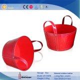 中国製工場価格PUの革記憶のバスケット
