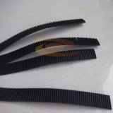 Rubber nero Apre-Ended Timing Belt con Vetro-fibra