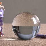 Transparente Glaskristallkugel des kugel-Raum-K9 (KS02312)