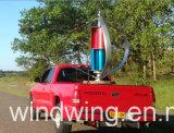 400W generador de viento Energía Urbana y Residental Uso (WKV-400W)