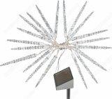 Напольные света шнура СИД солнечные Edelweiss