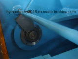 Cortadora de la máquina de corte de la viga hidráulica del oscilación QC12Y-12X3200/de la placa de acero