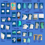 Material não tecido do Polypropylene para produtos médicos
