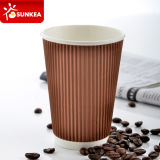 7oz 8oz 12oz 16oz 20oz Custom Printed Coffee Paper Cup
