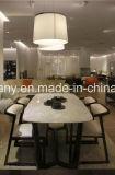 Tabella moderna del marmo della mobilia della cucina di stile (E-31-2)