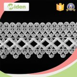 ボビンデザイン服のための白く新しい綿の刺繍の化学レース