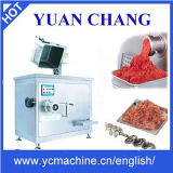 Máquina Mincing de carne para carne Minced e da fatia