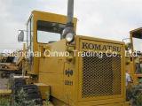 4cbm/16ton initial utilisé Japon-A fait le classeur procurable de moteur de KOMATSU Gd511 de Diesel-Engine