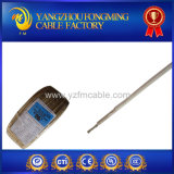 Fio UL5360 elétrico isolado mica da cor de Tan